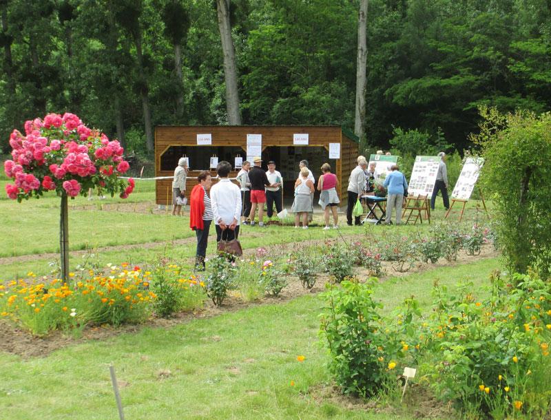 Jardin de la Société Horticulture de Loir-et-Cher